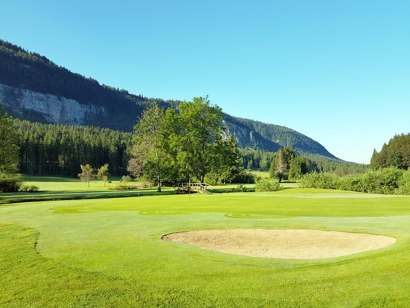 Mijoux Golf, hotels near geneva airport, La Mainaz.