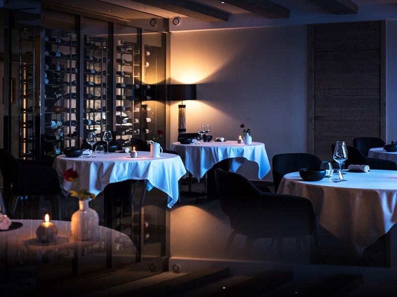 Restaurant room, restaurants Gex, La Table de la Mainaz