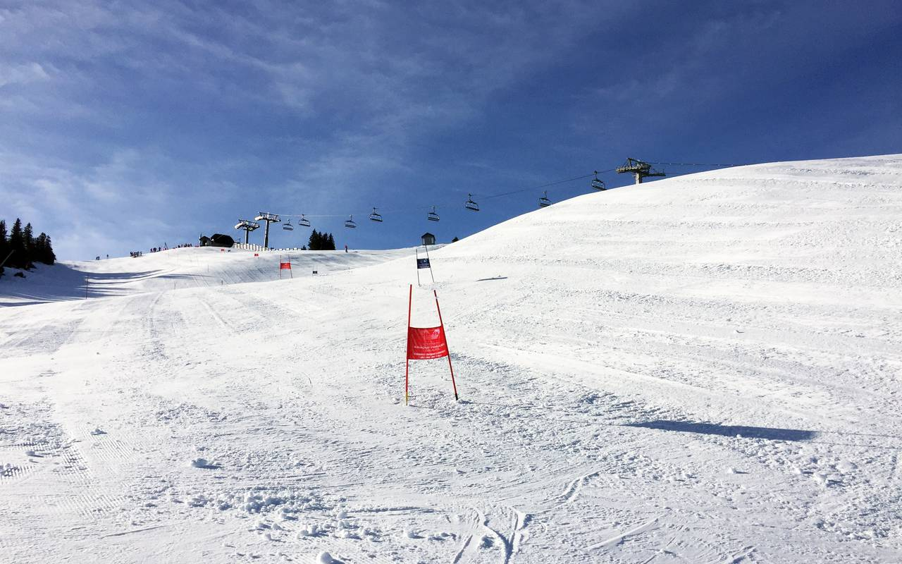 Slalom slopes, Geneva wedding venues, hotel La Mainaz