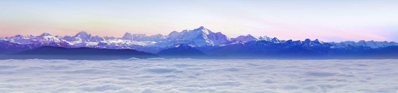 Au dessus des nuages, hotel de charme gex jura, La Mainaz.