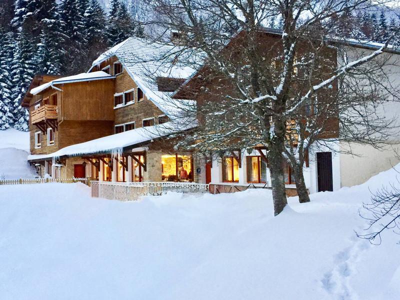 Hôtel pour week end ski jura