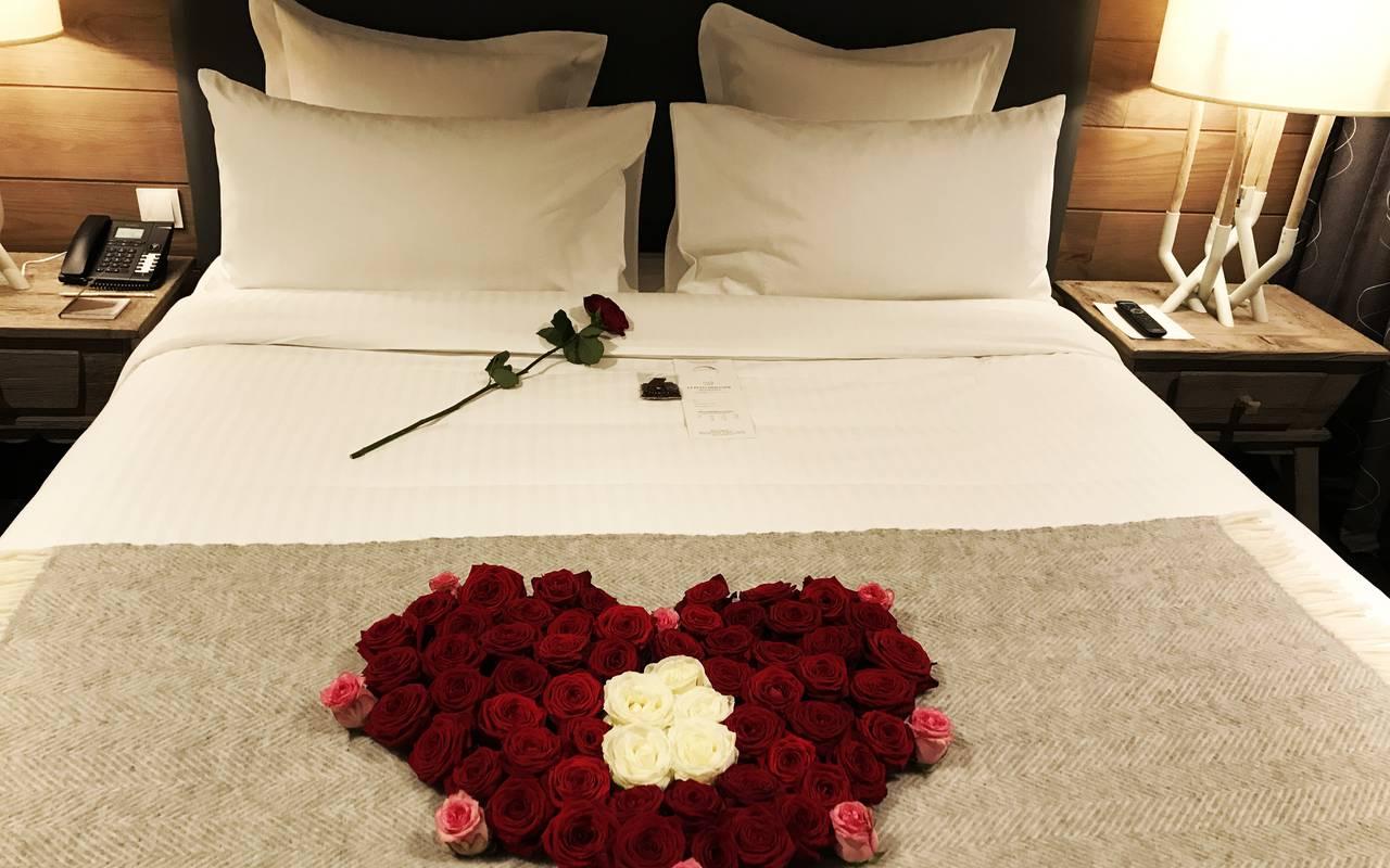 Escapade romantique hôtel Gex La Mainaz